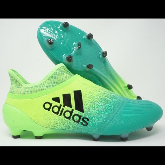 1b053a79837 Adidas X 16+ PureChaos FG Soccer Cleats Size 12.5
